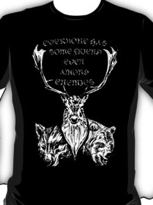 Among Enemies T-Shirt