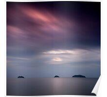 Three islands Poster