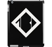 Blackout iPad Case/Skin