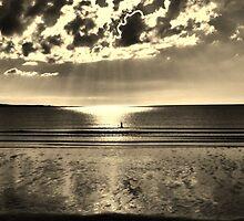 Lahinch Beach Co Clare Ireland by shuttertime