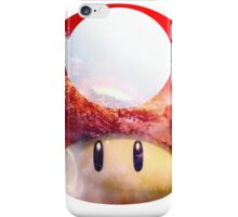Hype Mario Shroom iPhone Case/Skin