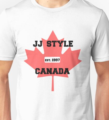 JJ Style Unisex T-Shirt