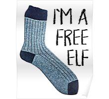Free elf Poster