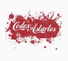 Codex Astartes - C Cola style (Warhammer) by Groatsworth
