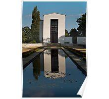 Chapel & Memorial Poster