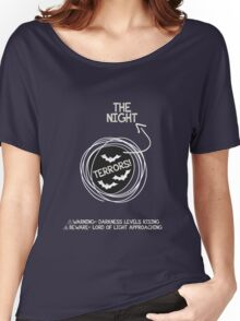 Terrors! Women's Relaxed Fit T-Shirt