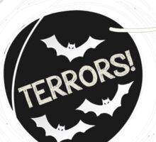 Terrors! Sticker