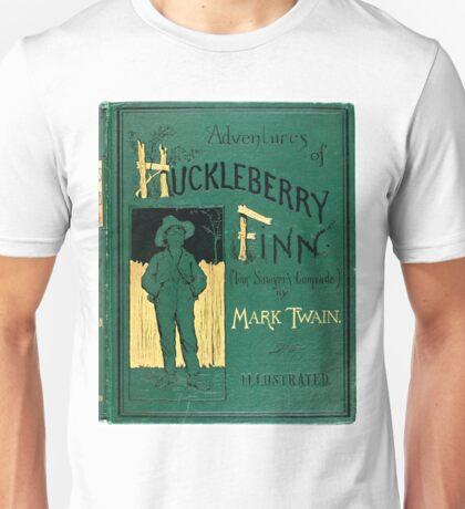 Huckleberry Finn Unisex T-Shirt
