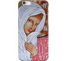 Sancta Maria Ad Nives iPhone Case/Skin