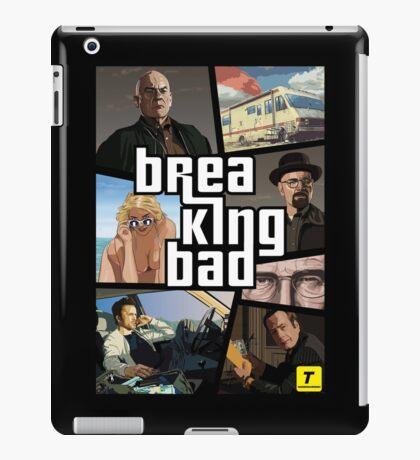 Gta Breaking bad mashup iPad Case/Skin