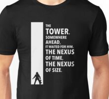 The Dark Tower Nexus white Unisex T-Shirt