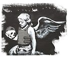 Banksy - Angel by stabilitees