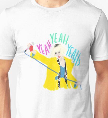 Karen O Yeah Yeah Yeahs Unisex T-Shirt