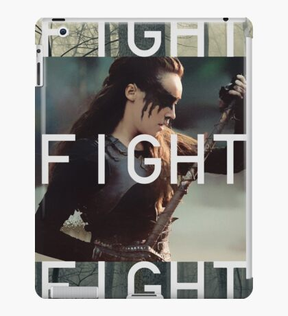 Fight! iPad Case/Skin