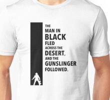 The Dark Tower Desert Unisex T-Shirt