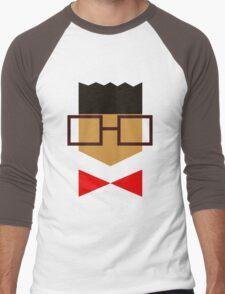 High Top Gizmo Men's Baseball ¾ T-Shirt