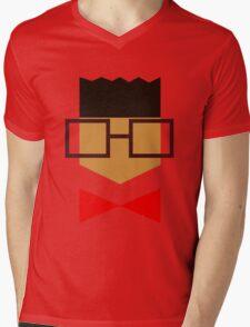 High Top Gizmo Mens V-Neck T-Shirt