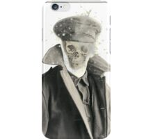 Shock Soldier. iPhone Case/Skin