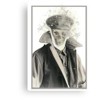Shock Soldier. Canvas Print