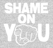 Shame On You Kids Clothes