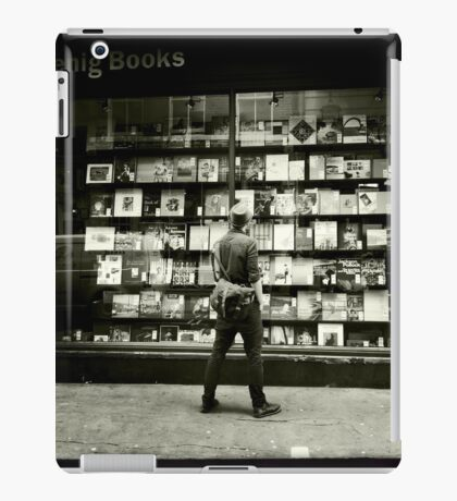 the bookshop iPad Case/Skin