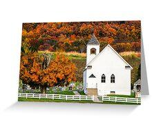 Goddard Church Greeting Card