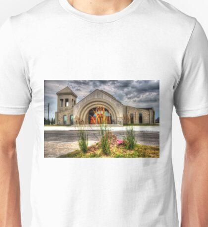 House of a god Unisex T-Shirt