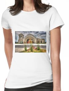 House of a god Womens Fitted T-Shirt