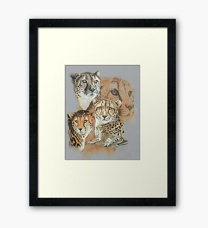 Expeditious Framed Print