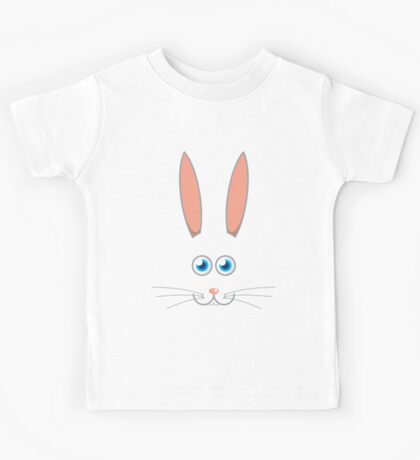Rabbit iPhone case Kids Tee