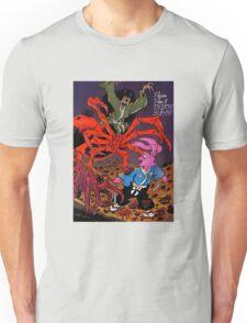 Kid Cudi - Passion Pain & Demon Slayin' Usagi Yojimbo Cover Unisex T-Shirt