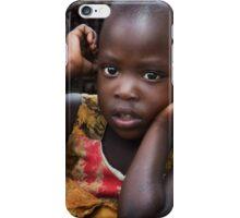 Uganda Future Probe iPhone Case/Skin