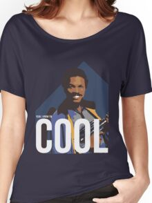 Yeah, I know I'm cool - colour Women's Relaxed Fit T-Shirt