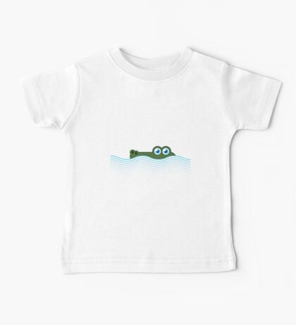 Crocodile iPhone case Baby Tee