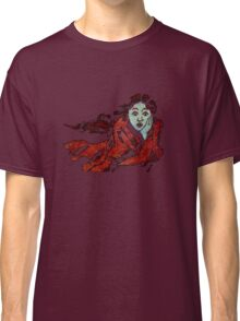 The Chase - Running Away From Fear Classic T-Shirt