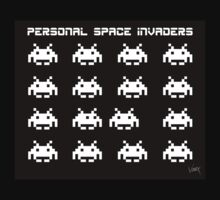 Personal Space Invaders by GarryVaux
