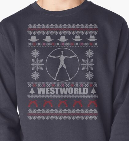 Westworld Ugly Chrystmas Pullover