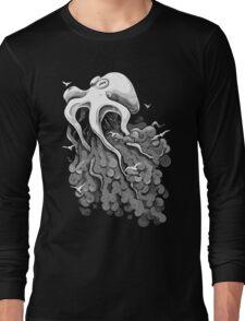 Deep Cloud Long Sleeve T-Shirt