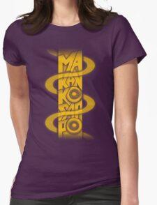 Makankosappo Womens Fitted T-Shirt