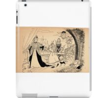 The  Balcony iPad Case/Skin