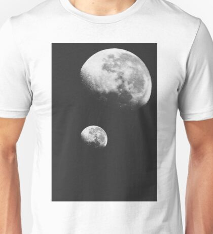 Two Moons  Unisex T-Shirt