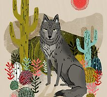 Wolf by Andrea Lauren  by Andrea Lauren