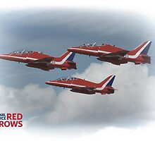 The Red Arrows -  Duvets, Phone Cases, Mugs etc by © Steve H Clark Photography