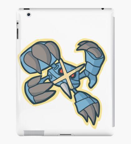Mega Metagross iPad Case/Skin
