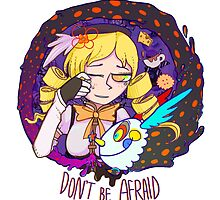 Don't Be Afraid by rubyjay