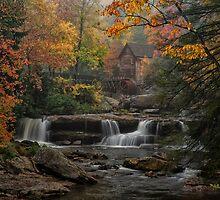 Autumn Magic at the Mill  by KellyHeaton
