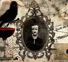 Quoth the Raven, Nevermore by Jane Neill-Hancock