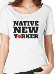 native new yorker Women's Relaxed Fit T-Shirt