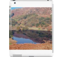 Rydal Water, Cumbria UK iPad Case/Skin