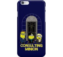 Consulting Minion iPhone Case/Skin